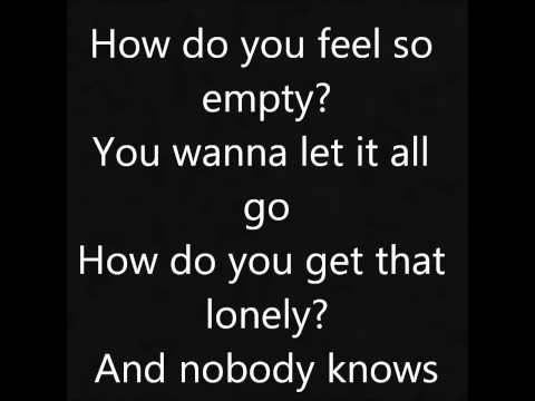 How do you get that lonely Lyrics