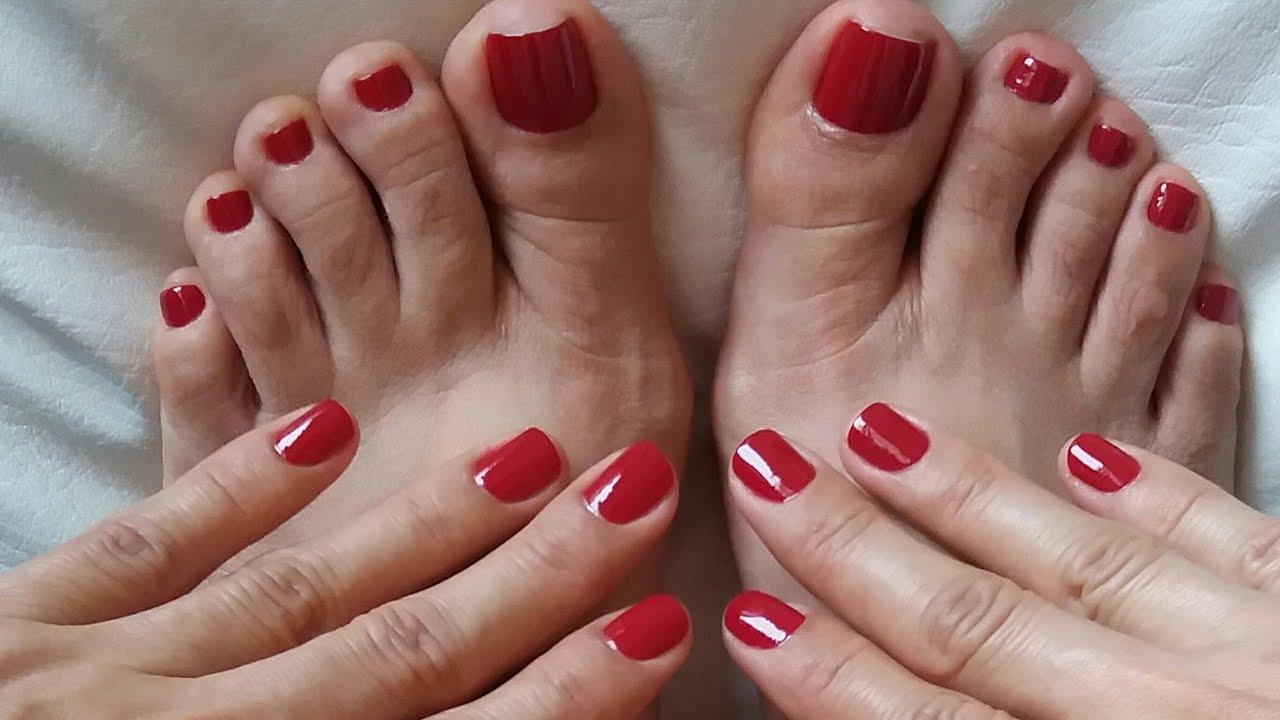 Como Hacer Manicure y Pedicure 💅 Paso a Paso 💖 Belleza sin Limites ...
