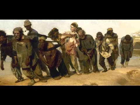 Bateliers de la Volga (Boatmen) - Эй, ухнем - Red army choir - GB & FR subtitles