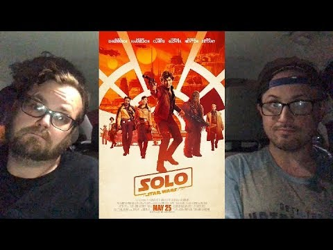 Solo: A Star Wars Story - Midnight Screenings Live Review