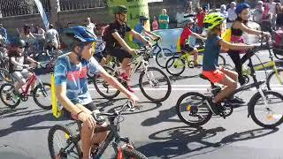 No te pierdas el espectacular arranque del Día da Bici