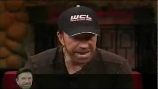 """Chuck Norris - Top 10 """"Facts"""" - 2006"""