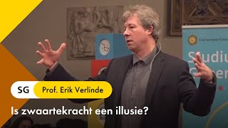 Is zwaartekracht een illusie? Prof. Erik Verlinde komt met een nieuwe theorie