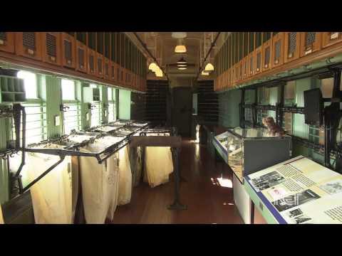 Historic Railpark And Train Museum   Kentucky Life   KET