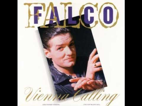 Falco  Vienna Calling 12inch New 86 Edit