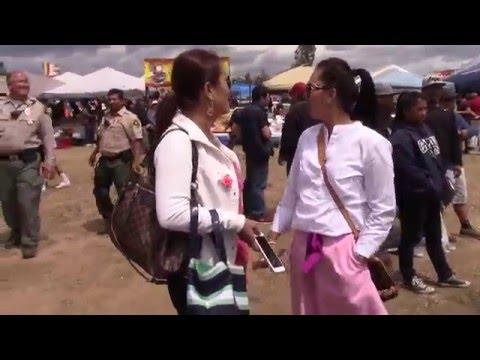 Somkhith-Lao New Year 2016 Celebrations @Wat Lao Temecula CA