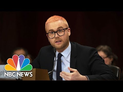 Cambridge Analytica Whistleblower: Facebook Knew Of Data Grab Since 2015 | NBC News