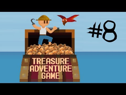 Treasure Adventure Game w/Old World Gamer P8 - First Boss Fight!