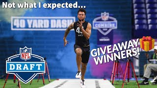 PATH TO THE DRAFT: My NFL Combine Experience
