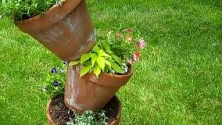 How To Plant A Tipsy Pot Plant Tower