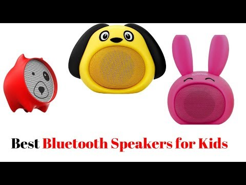 the-5-best-bluetooth-speakers-for-kids-in-2019[buying-guide]