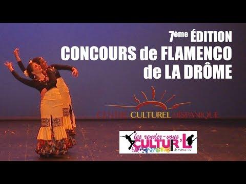 2018 04 14 Les RDV Cultur'L   7ème Concours de Flamenco de la Drôme