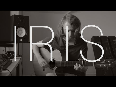 Guitar guitar cover with tabs : Goo Goo Dolls - Iris - Fingerstyle Guitar Cover - With Tabs - YouTube