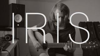Goo Goo Dolls - Iris - Fingerstyle Guitar Cover - Free Tabs