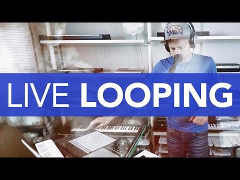 Live Looping Jam - Falls Apart