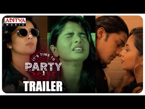 It's Time To Party Trailer