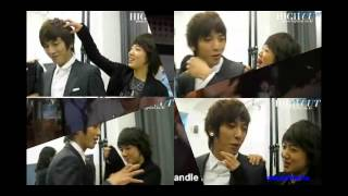 At The Beginning: Jung Yonghwa & Park Shinhye