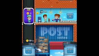 Kolibri games - Idle mail tycoon 1080x1080 15s