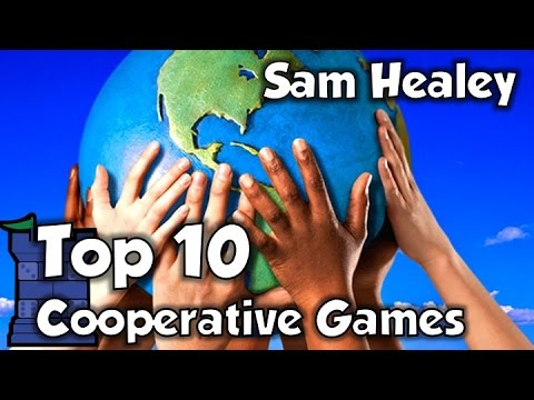 Top 10 Cooperative Games - with Sam Healey
