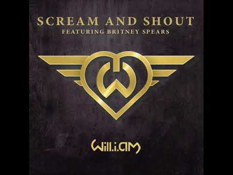 Scream & Shout Lyrics