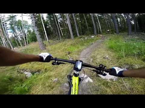 Sweden, Knivsta I, Mountainbike, 15 & 16 juli 2016 #gopro