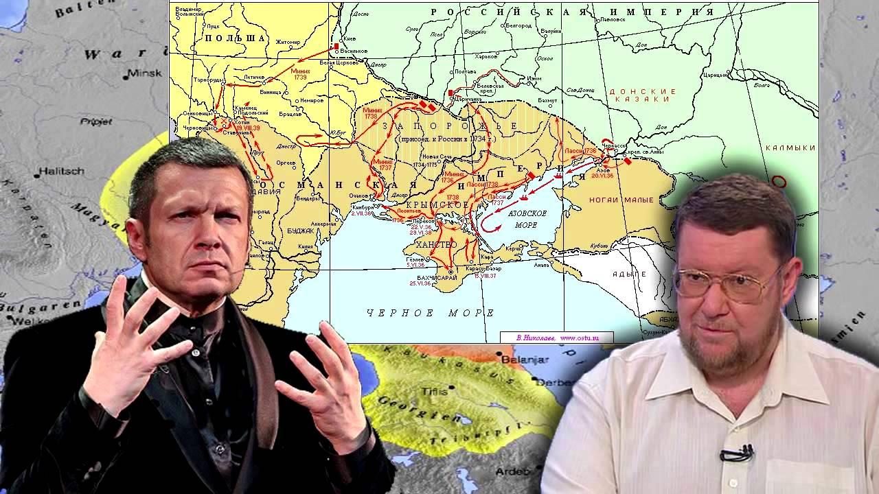 Сатановский: Хазарский Каганат, Евреи и Тюрки
