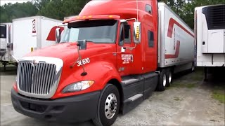 VIDEO BLOG: 2014 Crete Carrier Corp International Prostar+