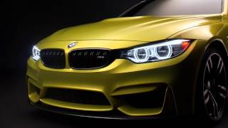 Bmw Unveils New Concept M4 At Pebble Beach