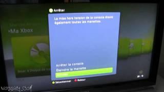 Tutoriel - Transfert de données disque dur Xbox 360 (250 Go)