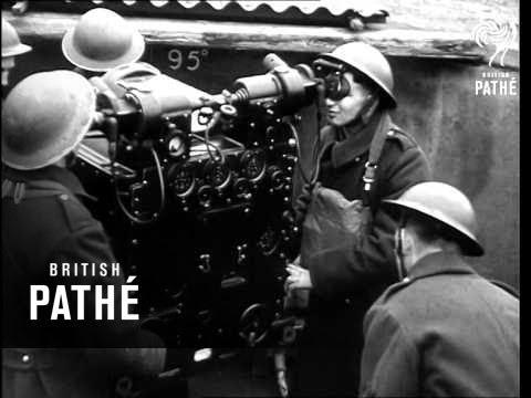 Raf Station Activity (1940)