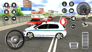 Police Car Chase Best Driver   Police Car Game Simulation – Android Gameplay screenshot 4