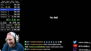Day 3 of Speedrunning Spec Ops: The Line WITB Any%  | 01/08/2021 |