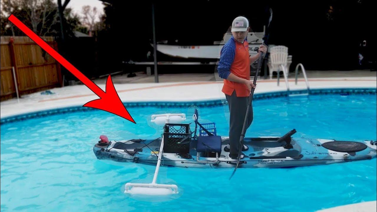 Plastic Pool Ideas