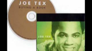 Joe Tex.  Hold What You Got.