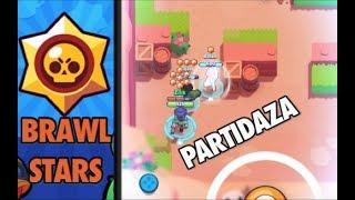 ¡PARTIDAZA! - BRAWL STARS - ESPAÑOL