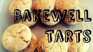 Vegan Bakewell Tarts