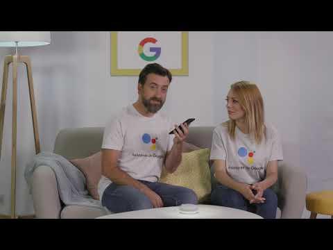 Vuelta a la rutina con tu Asistente de Google.