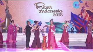 Top 6 Puteri Indonesia 2018 - Question & Answer
