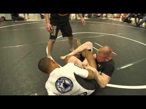 Chris Callagy vs Damien Anderson