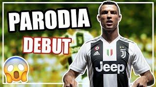 Canción Cristiano Ronaldo (PARODIA Mala Mía - Maluma)