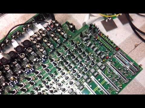 Mackie 1402 Console repair