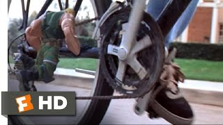 Small Soldiers (5/10) Movie CLIP - Bicycle Chase (1998) HD