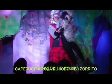 Caperucita Roja El Lobo Y El Zorrillito Youtube