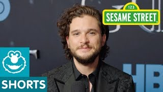 Sesame Street: Kit Harington's Joke | #ShareTheLaughter Challenge
