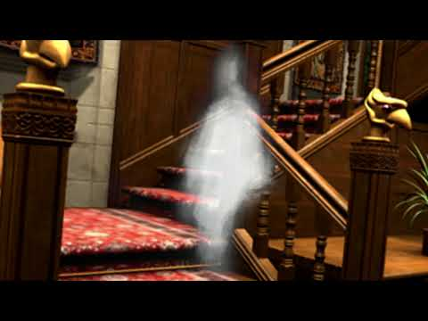"""Nancy Drew: Message in a Haunted Mansion - """"Scary"""" sound effects"""