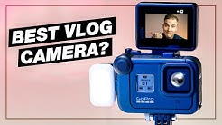Best Vlogging Camera 2020? GoPro Hero 8 Vlog Setup