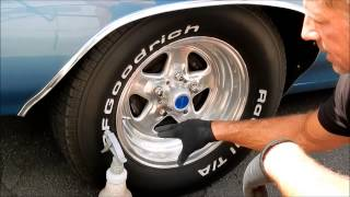 Mag Wheel Polishing: Meguiar's acid based wheel cleaner and mag wheels