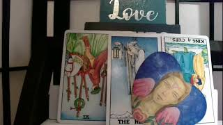 10 Live Free Tarot Readings...…