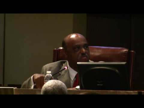 Memphis City Council Vacate's Mayor's Office