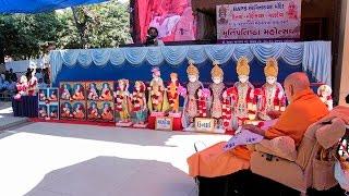 Guruhari Darshan 30 Dec 2015, Sarangpur, India